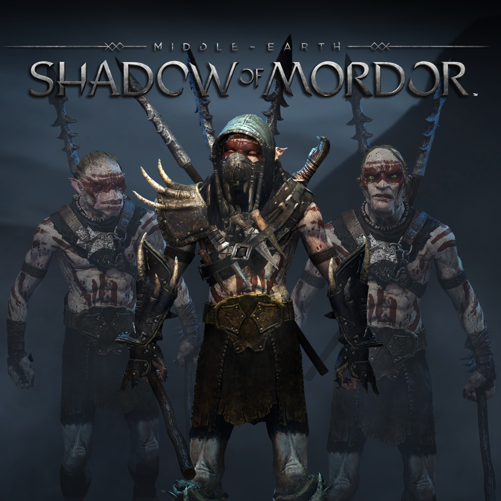 Middle-earth™: Shadow of Mordor™ Blood Hunters Warband