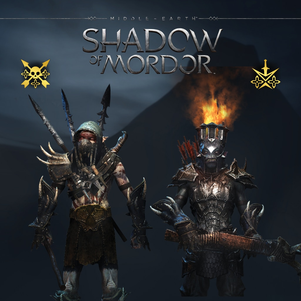 De Middle-earth™: Shadow of Mordor™ Legion Edition