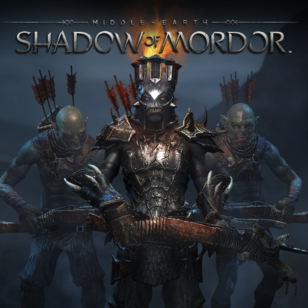 Middle-earth™: Shadow of Mordor™ Flesh Burners Warband
