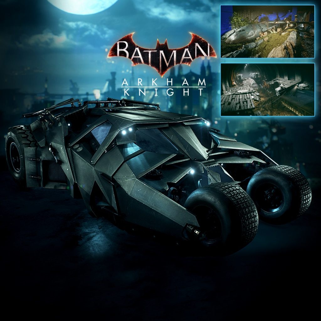 Batman™: Arkham Knight 2008 Tumbler Batmobile-pakket