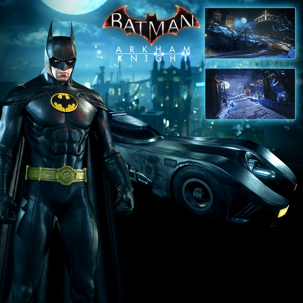Batman™: Arkham Knight 1989 Movie Batmobile Pack