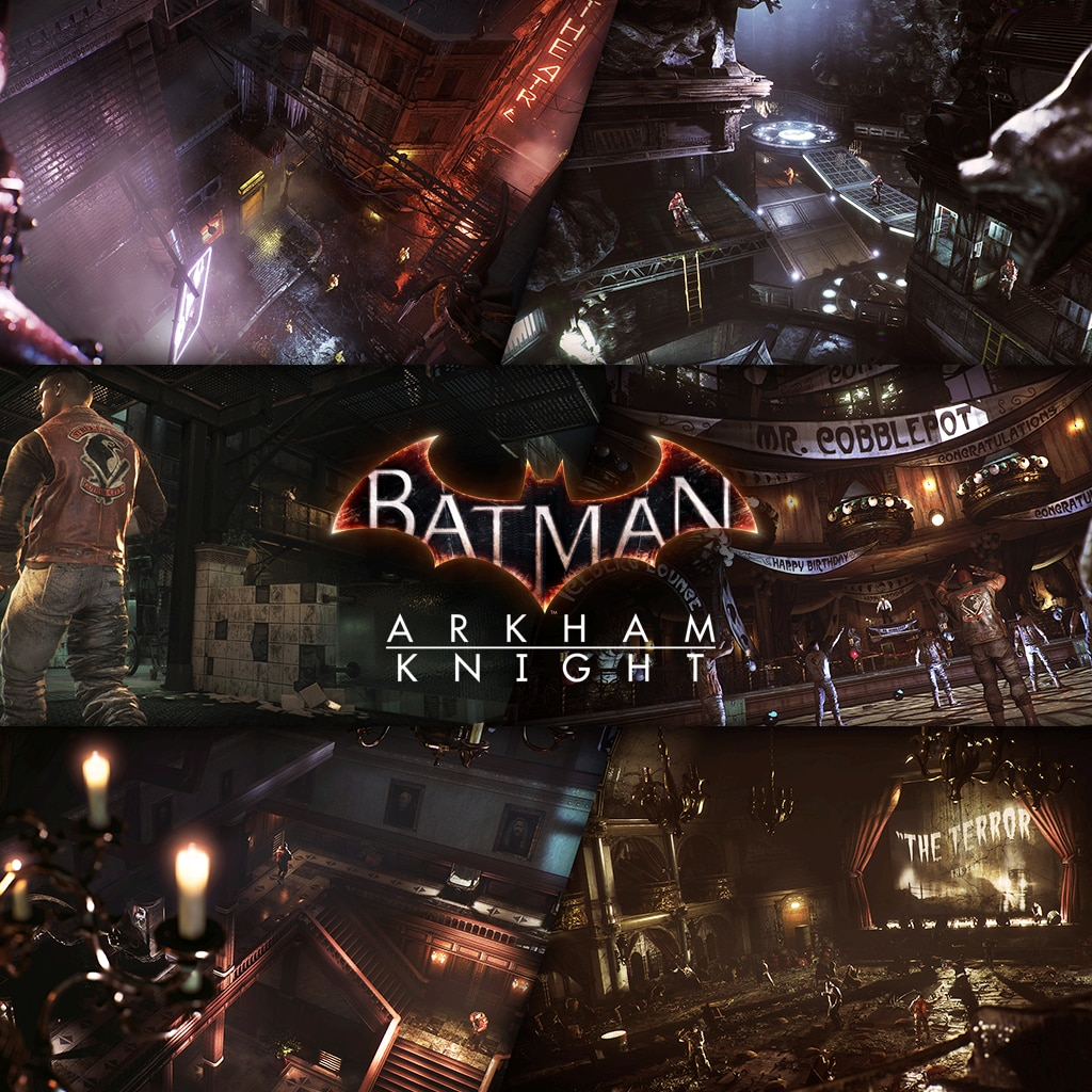 Batman™: Arkham Knight Crime Fighter Challenge Pack 6