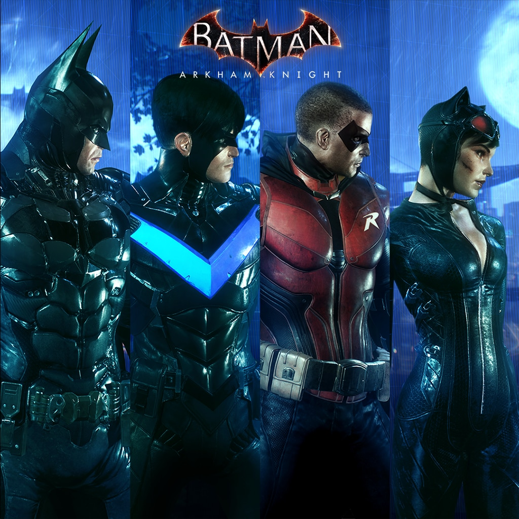 Batman™: Arkham Knight Crime Fighter Challenge Pack 1