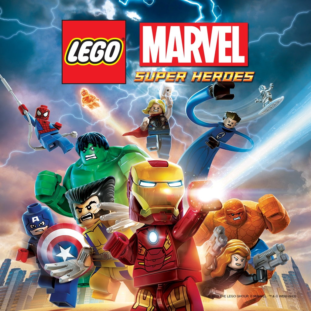 LEGO® MARVEL™ Super Heroes Demo