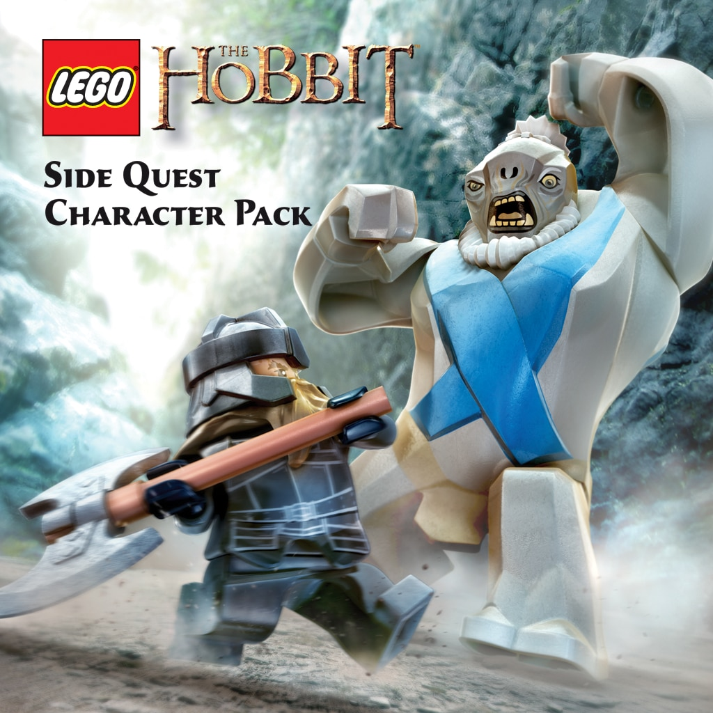 Side Quest Character Pack