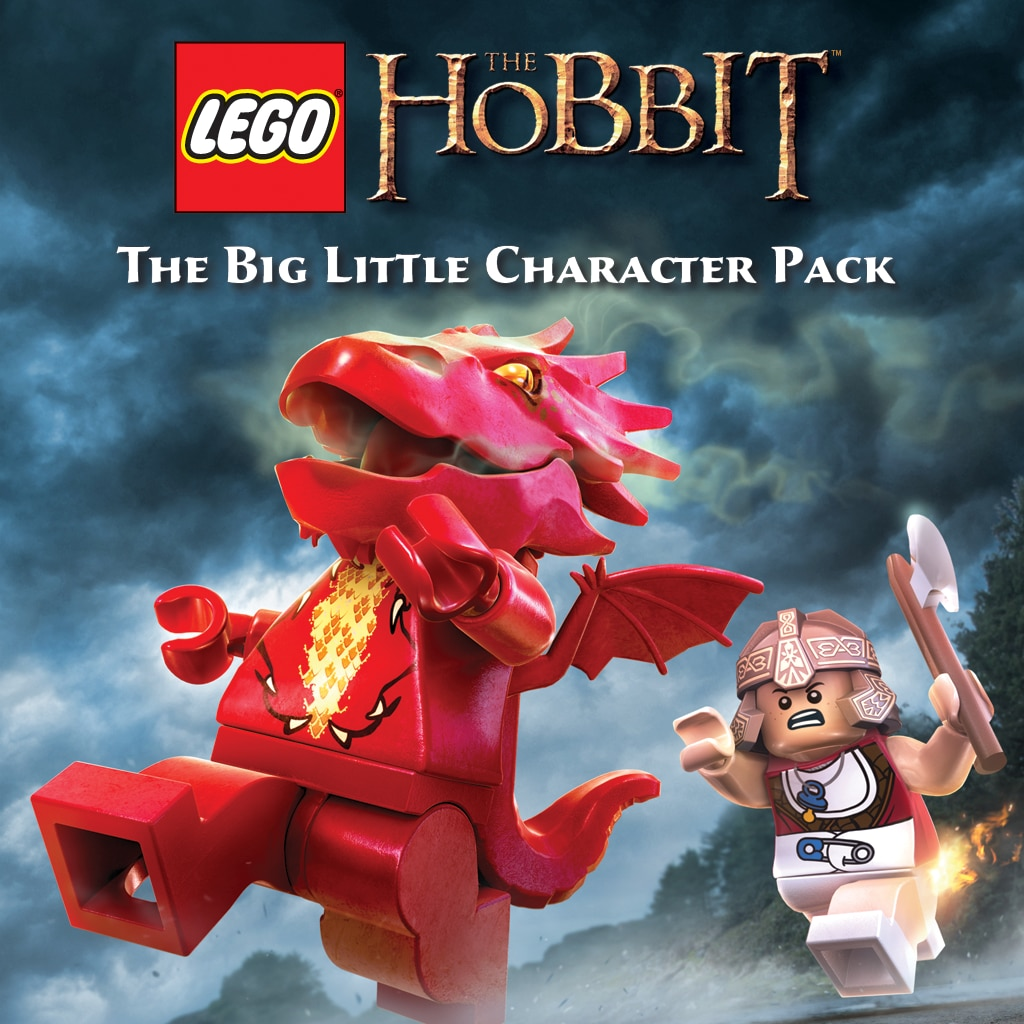Big Little Character Pack