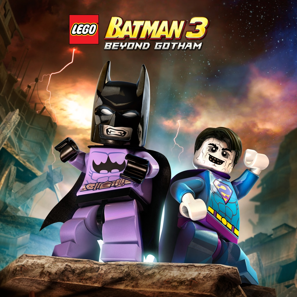 LEGO® Batman™ 3: Beyond Gotham Bizarro World Pack
