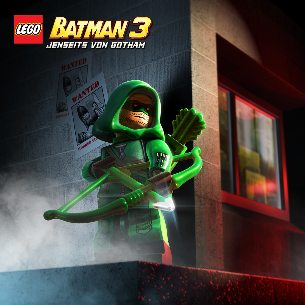 LEGO® BATMAN™ 3:JENSEITS VON GOTHAM Arrow Pack