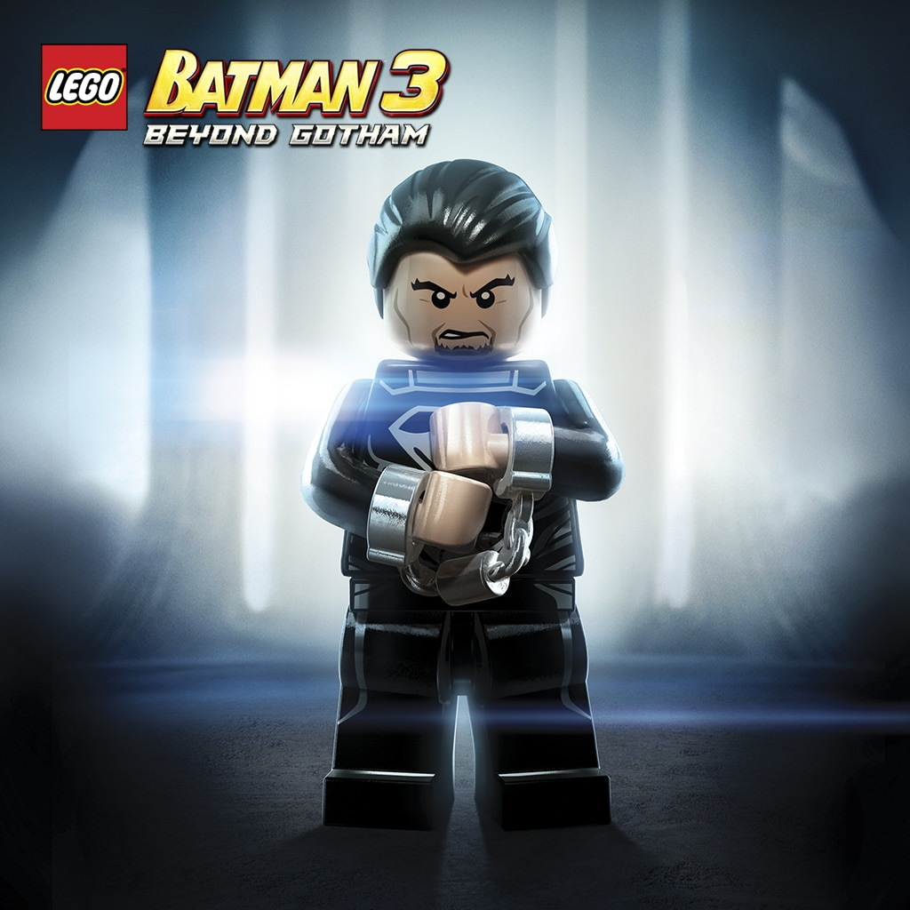 LEGO® Batman™ 3: Beyond Gotham Man of Steel Pack