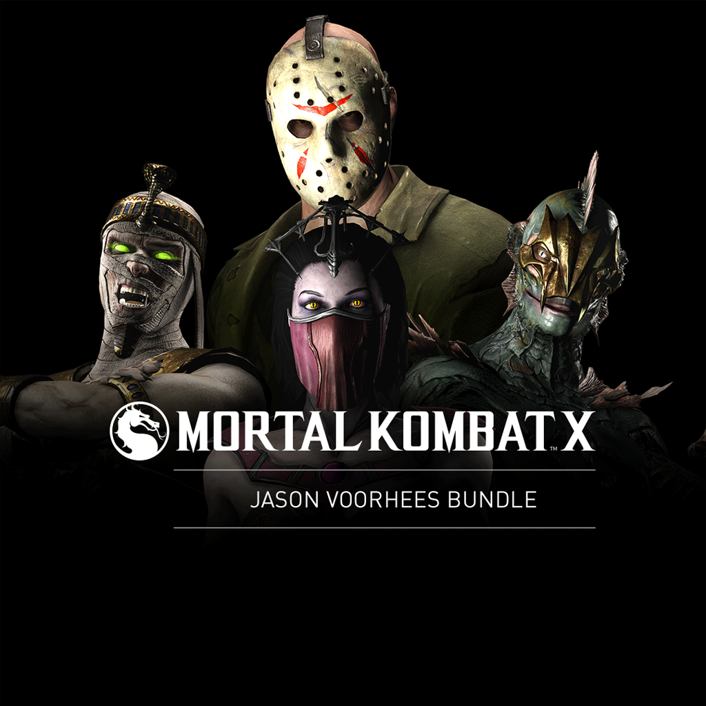Mortal Kombat X Jason Voorhees Bundle