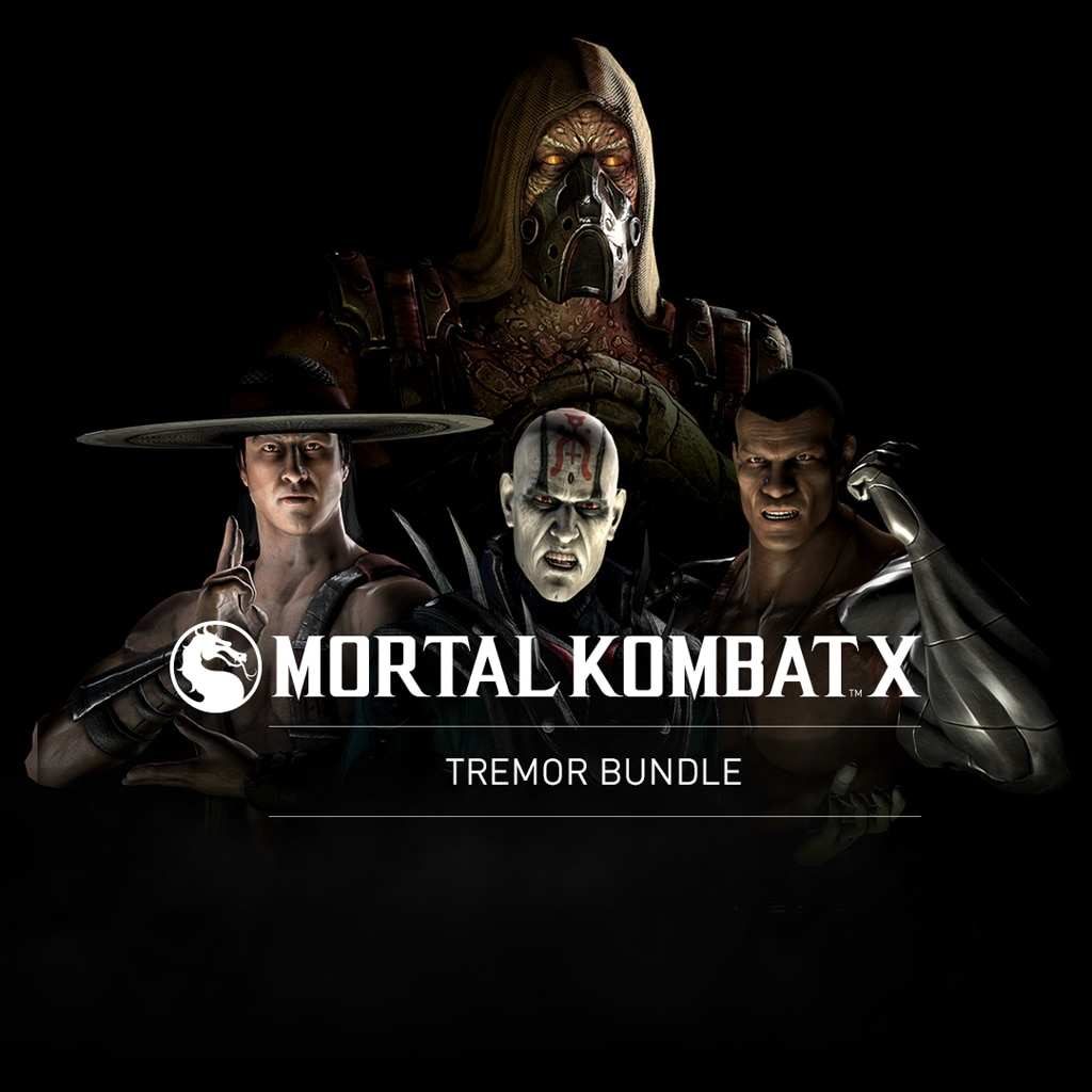 Mortal Kombat X Tremor Bundle