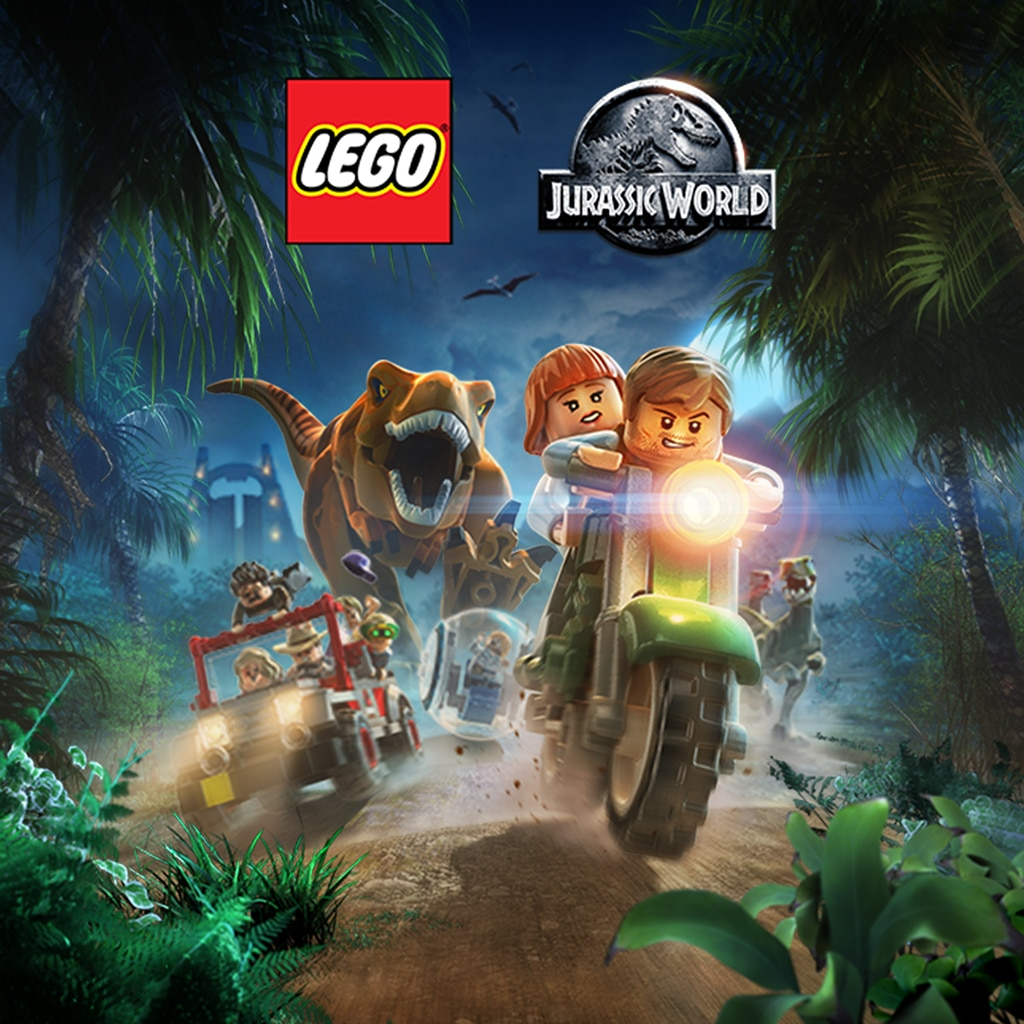 Demoversion von LEGO® Jurassic World™