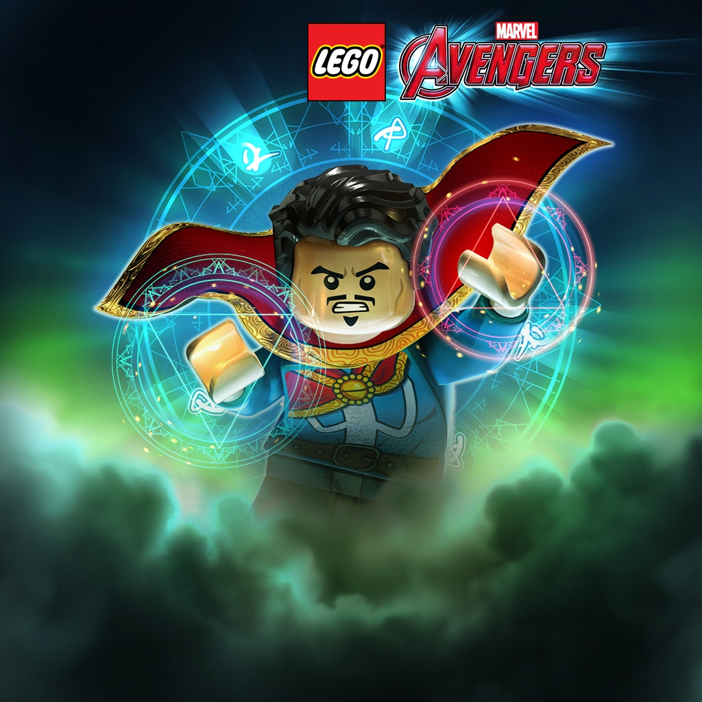 LEGO® Marvel's Avengers All-New, All-Different Doctor Strange