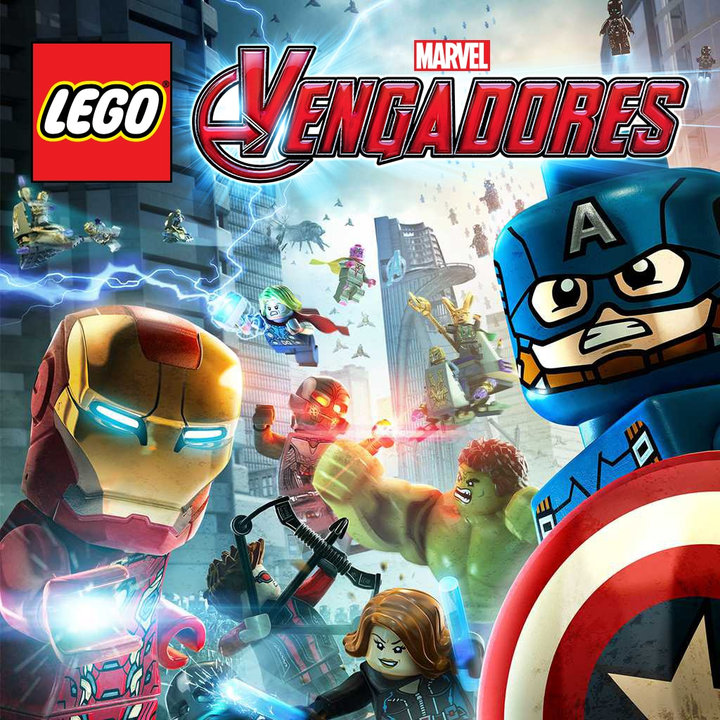 LEGO® Marvel's Avengers Demo