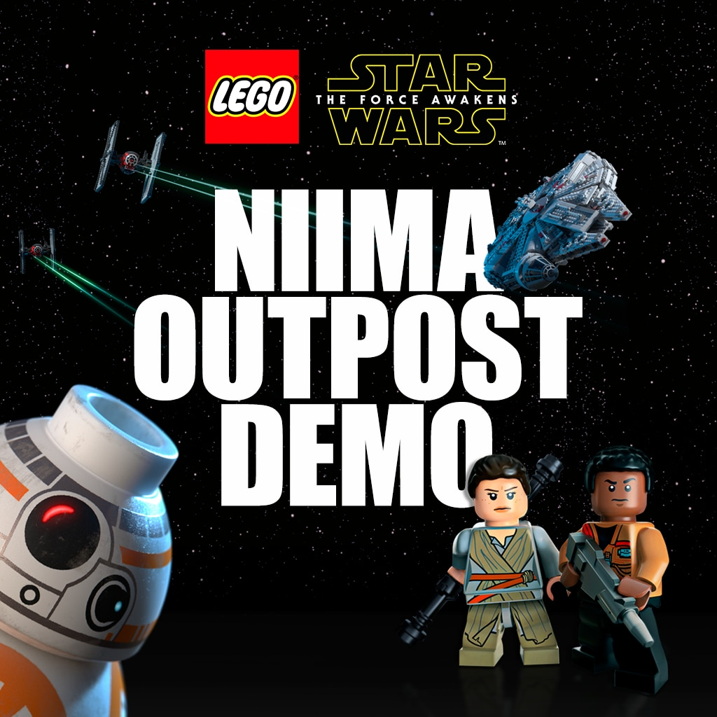 LEGO® Star Wars™: The Force Awakens demo