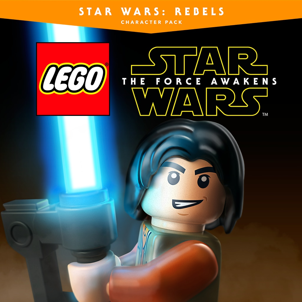 Star Wars: Rebels Character Pack