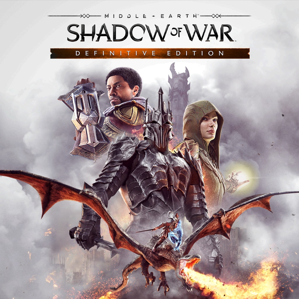 Middle-earth™: Shadow of War™ - Edição Definitive