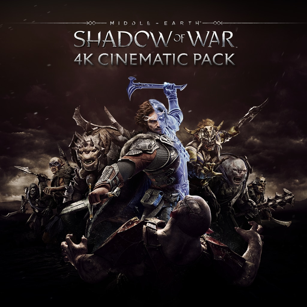 4K Cinematic Pack voor Middle-earth™: Shadow of War™