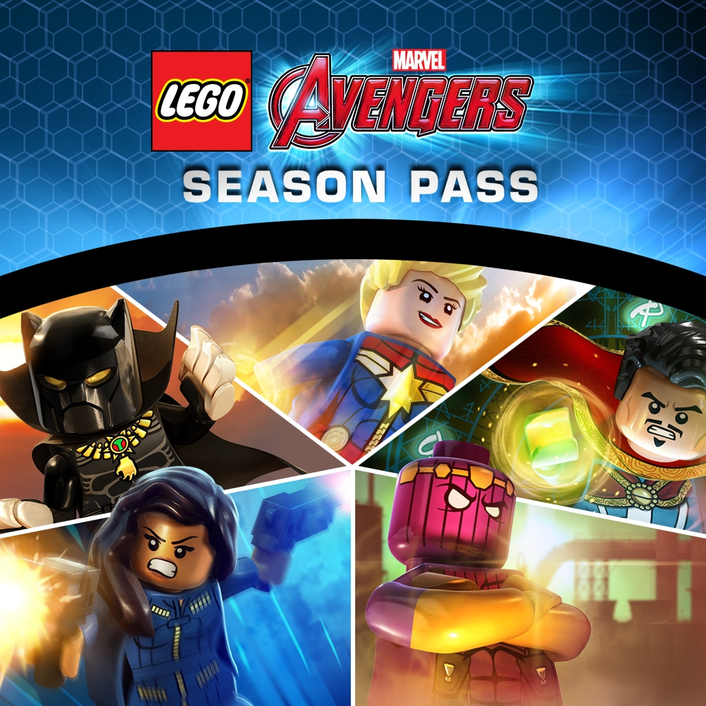 LEGO® Marvel's Avengers Season Pass (Arabic Ver.)
