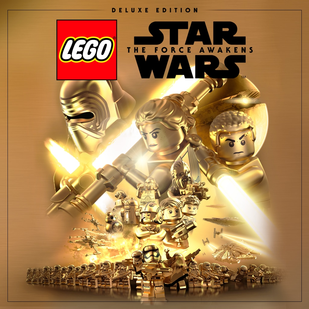 LEGO Star Wars: The Force Awakens Deluxe Edition (Arabic Ver.)