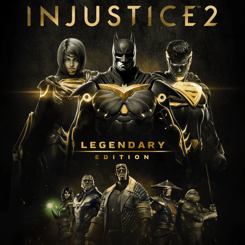 Injustice™ 2 - Legendary Edition