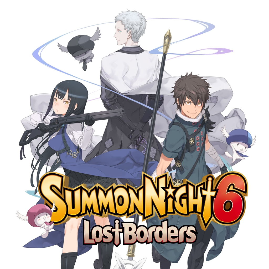 Summon Night 6:Lost Borders