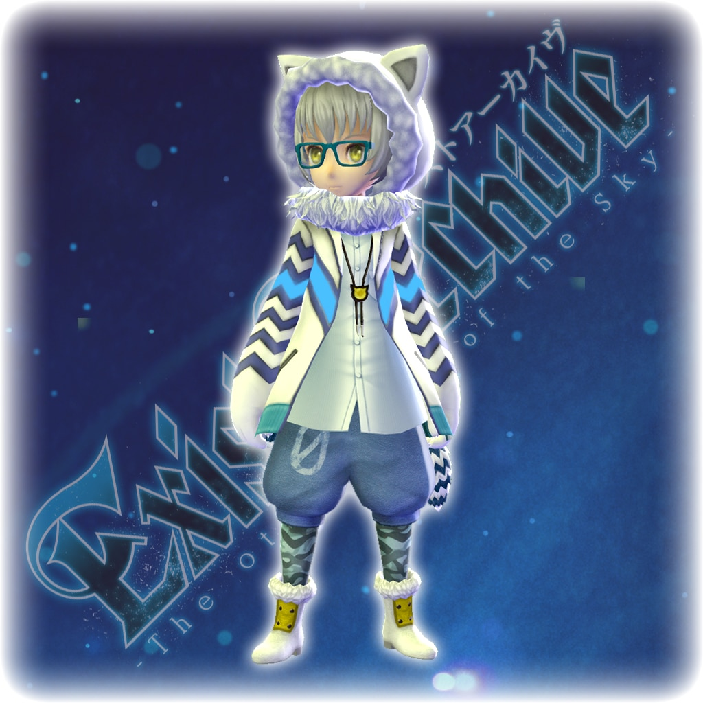 Exist Archive - Ren's Color Variation B Costume
