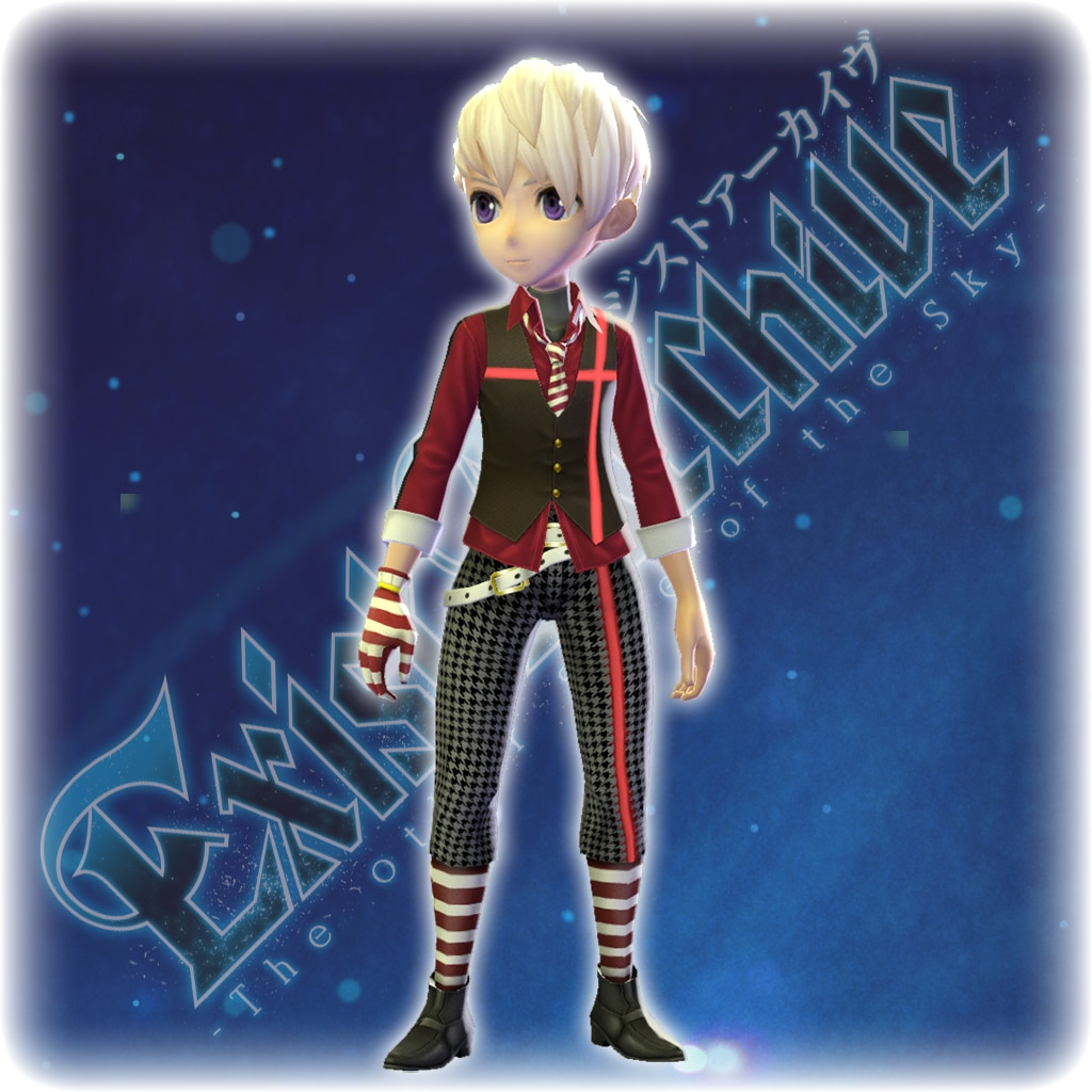 Exist Archive - Kanata's Color Variation B Costume