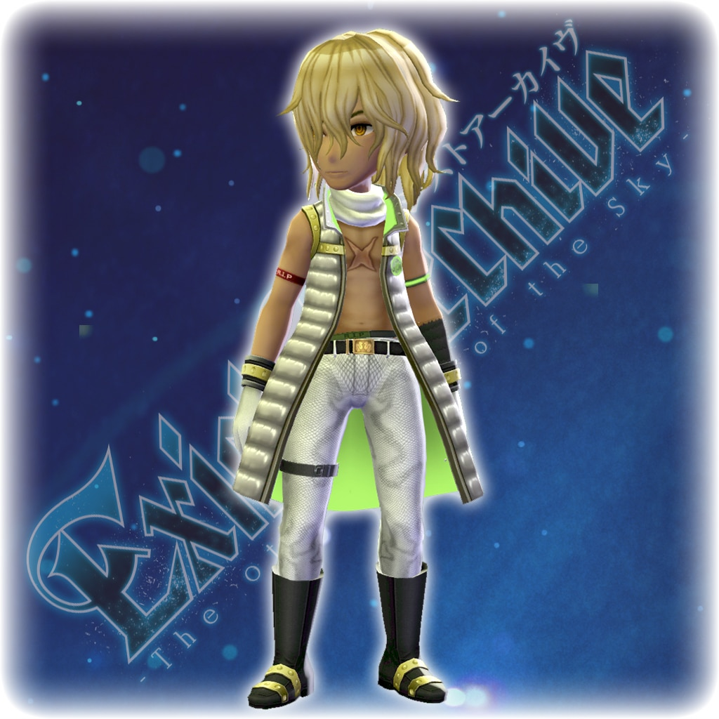 Exist Archive - Namero's Color Variation C Costume