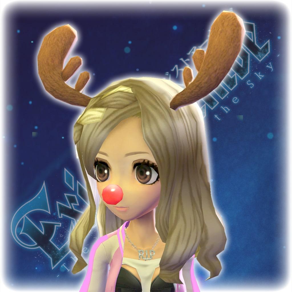 Exist Archive - Suzaku's Reindeer Costume