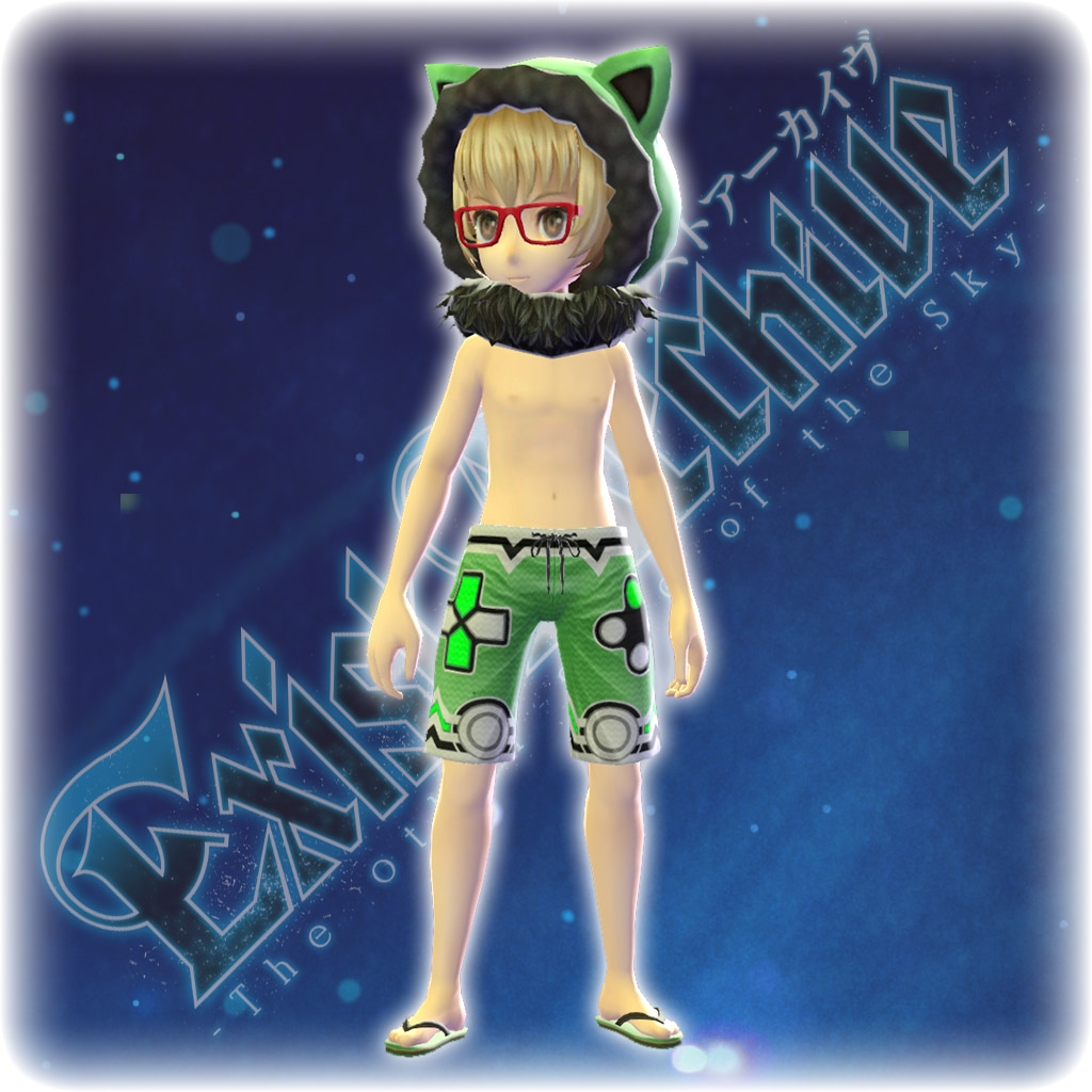 Exist Archive - Ren's Swimsuit Costume