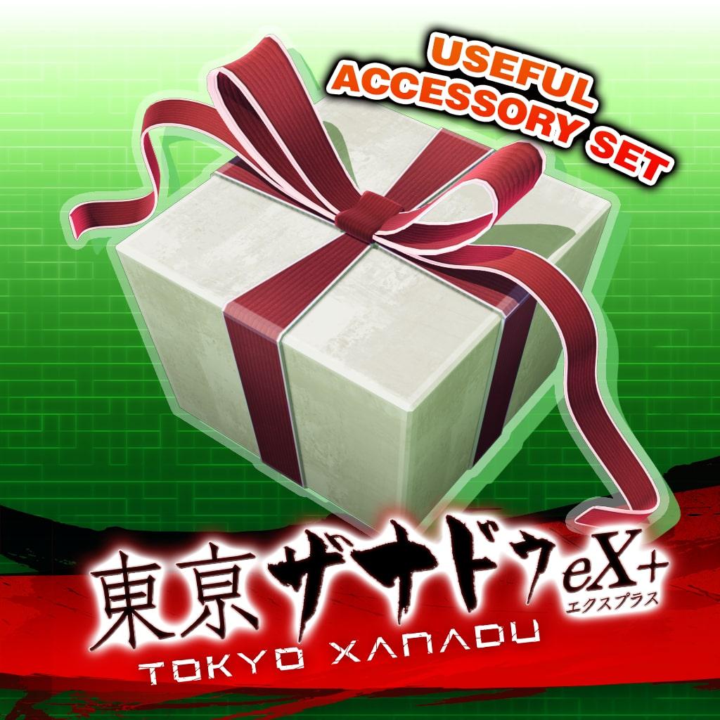 Tokyo Xanadu eX+ Useful Accessory Set