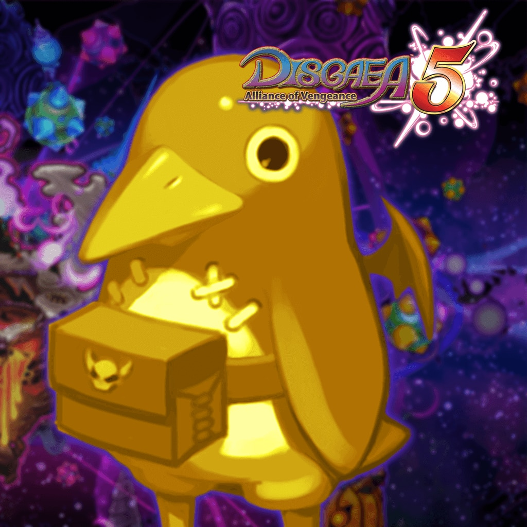 CHARACTER: POOR CLEVER PRINNY
