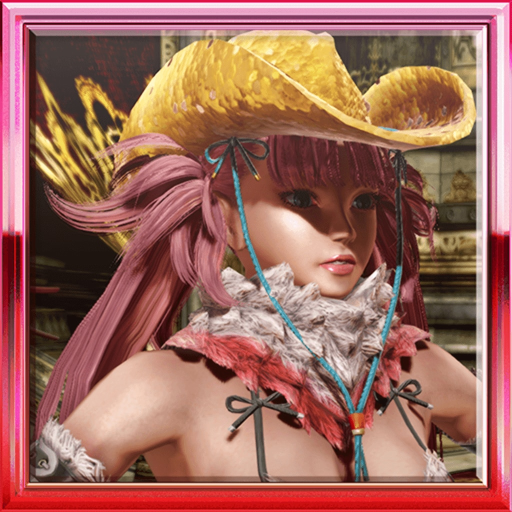 Onechanbara Z2: Chaos - Straight Pigtails