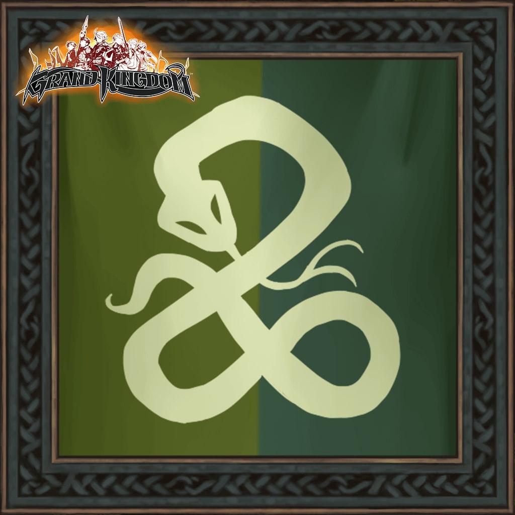 Squad Flag (Serpent)