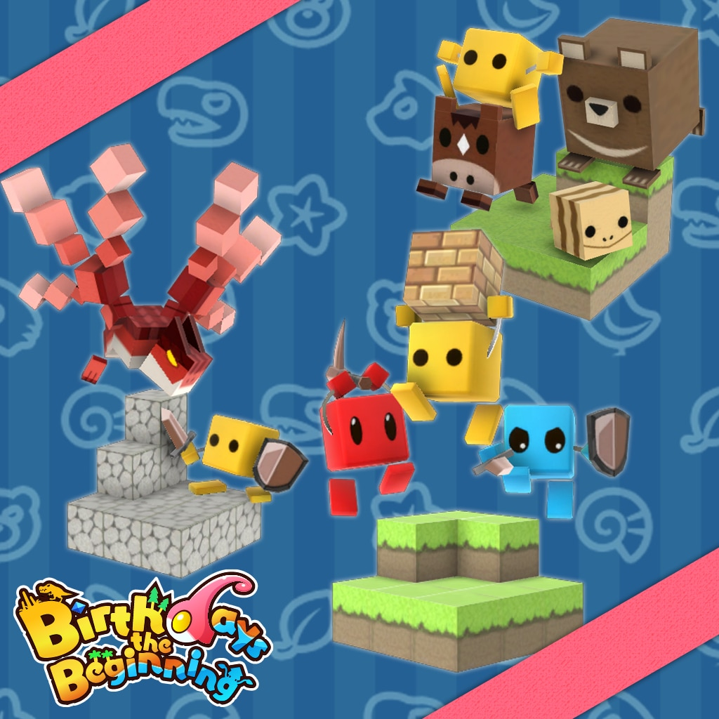 Cube Creator DX Set