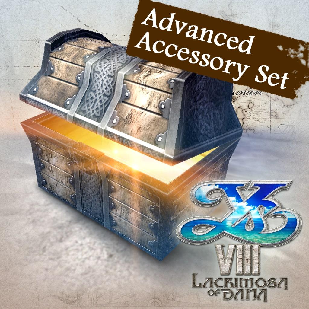 Ys VIII - Advanced Accessory Set