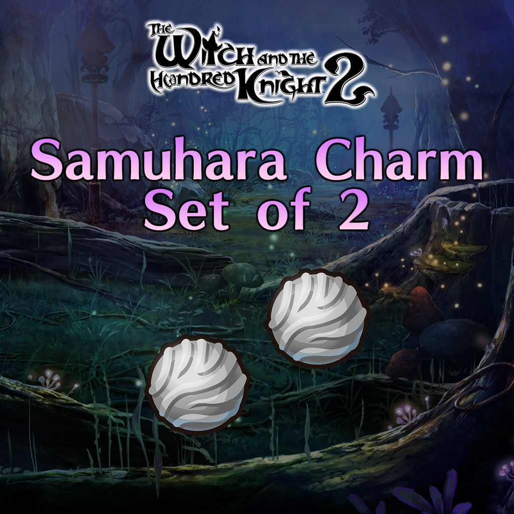 Samuhara Charm, Set of 2