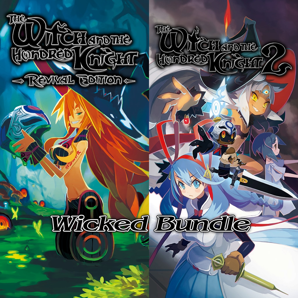 The Witch and the Hundred Knight Wicked Bundle