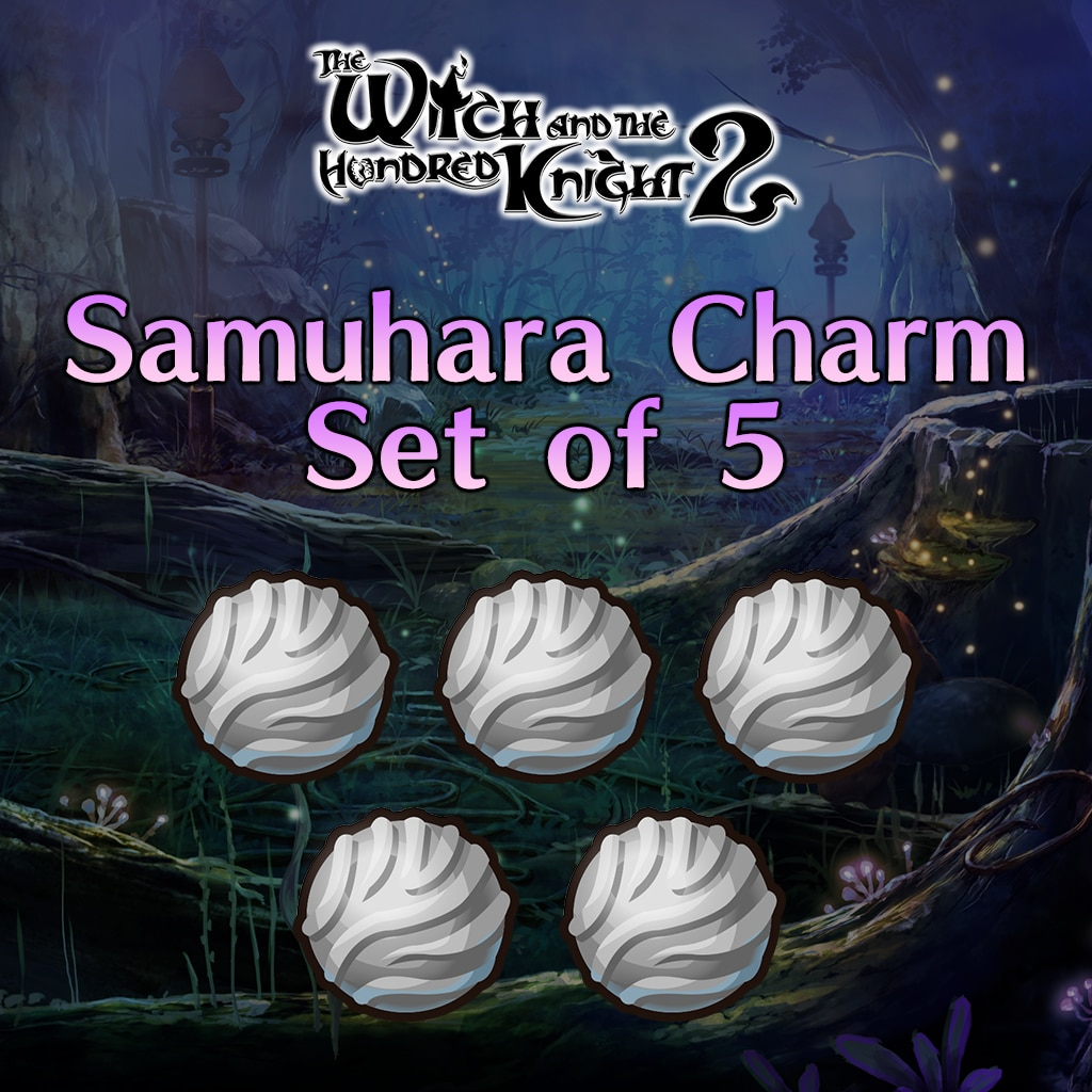 Samuhara Charm, Set of 5