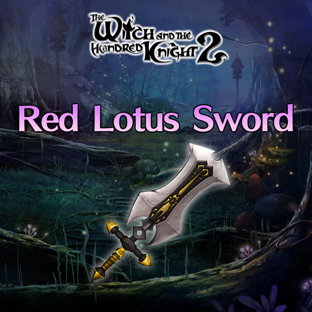 Red Lotus Sword