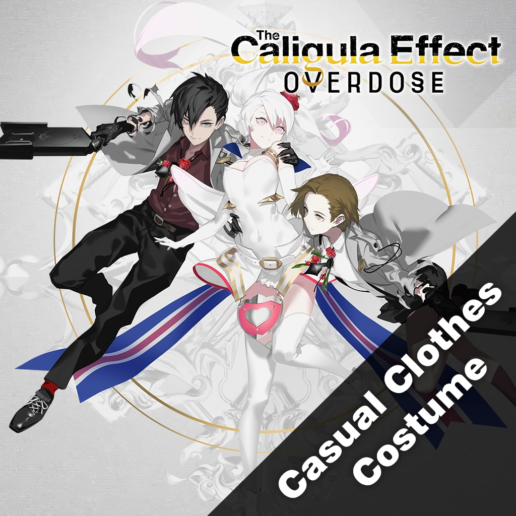 The Caligula Effect: Overdose - Casual Clothes Costume Set