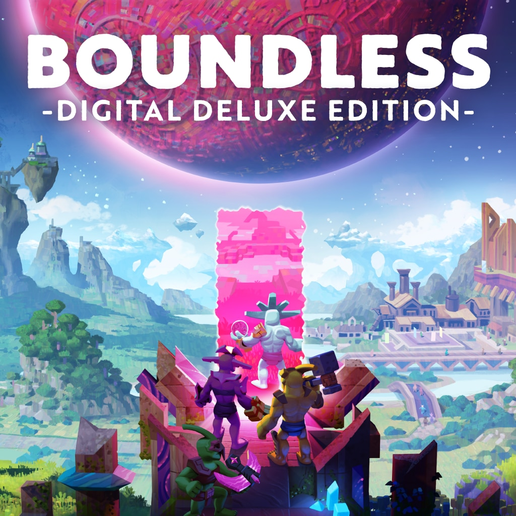 Edizione digitale deluxe di Boundless