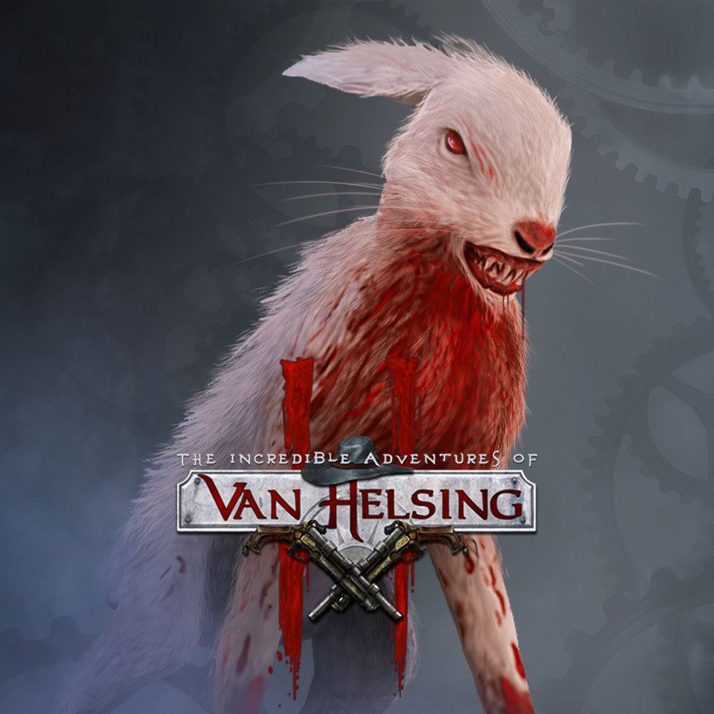 Van Helsing II: THAT Rabbit Minipet