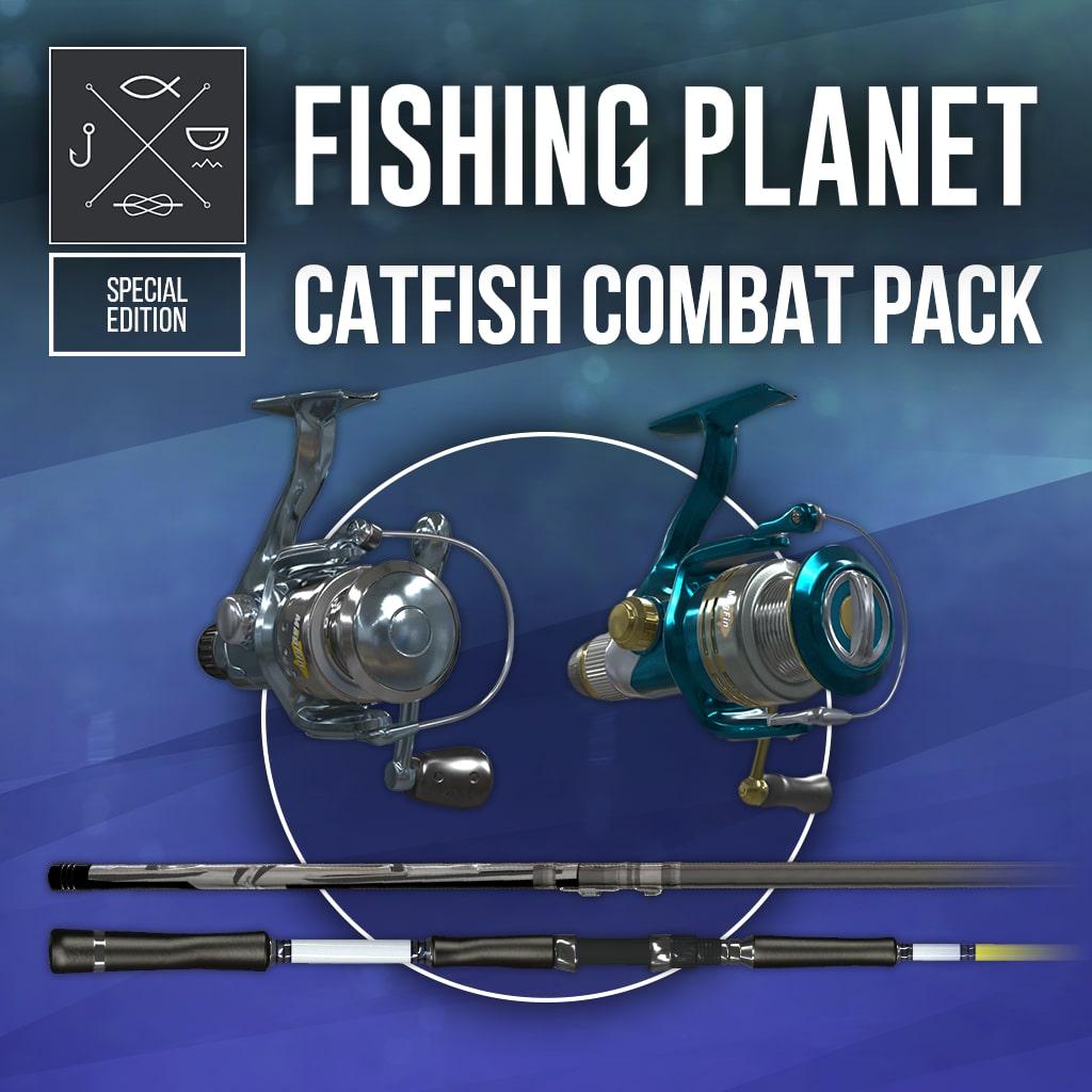 CATFISH COMBAT PACK
