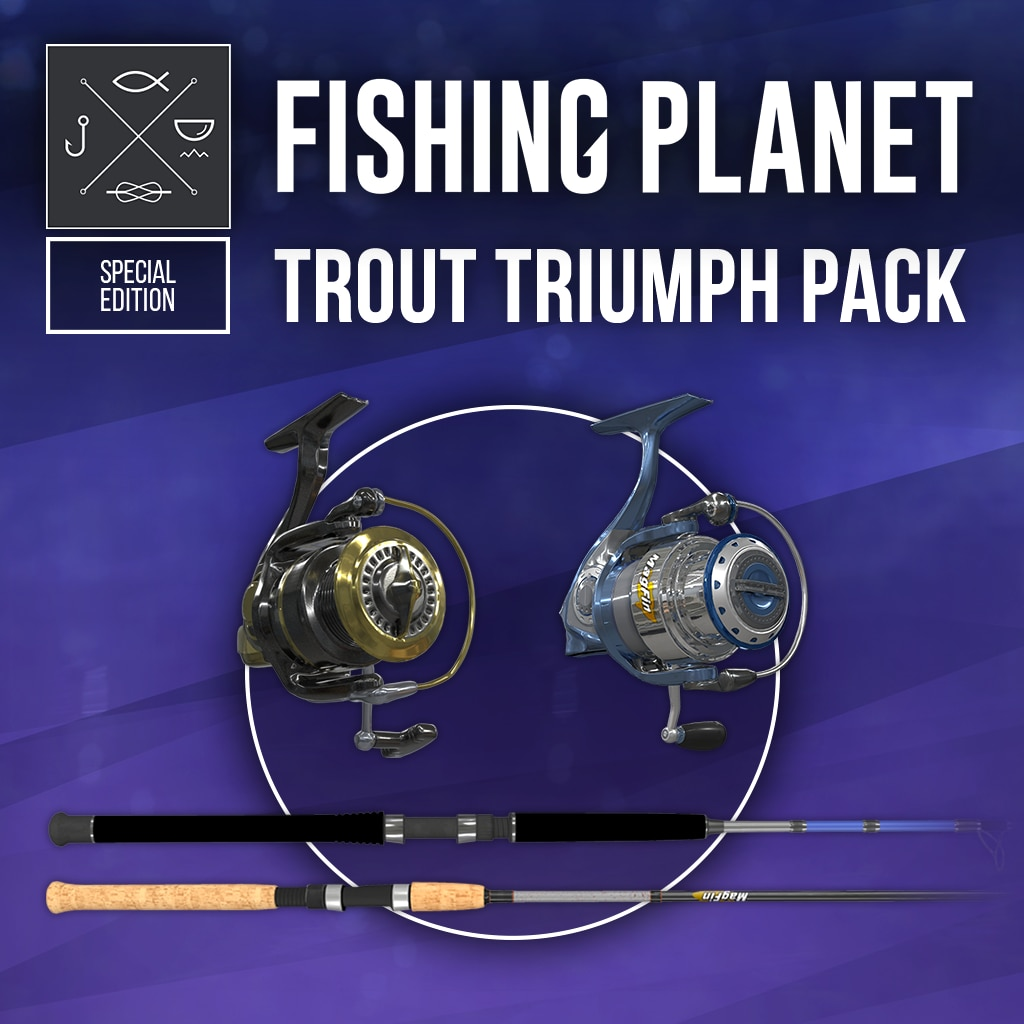 TROUT TRIUMPH PACK