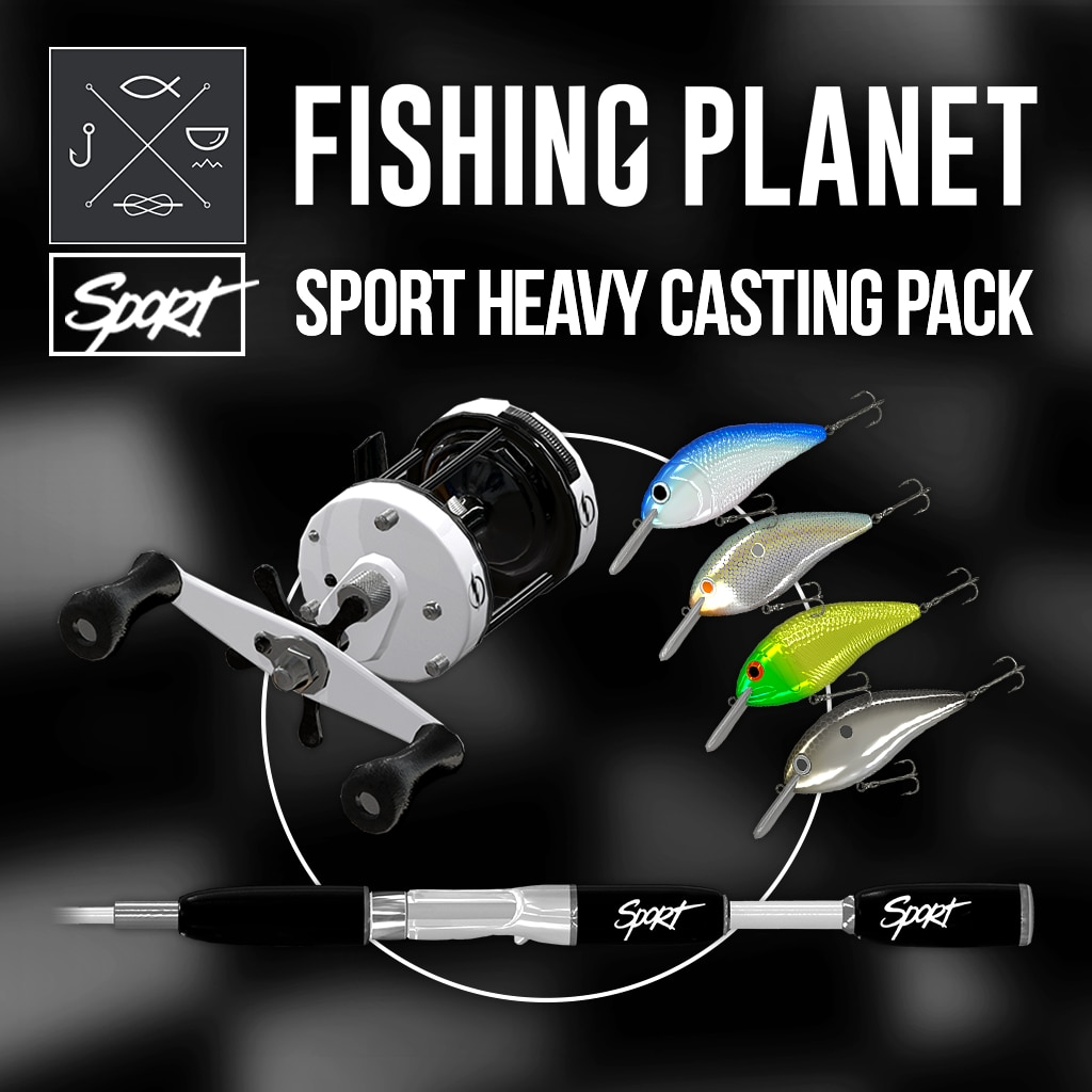 Sport Heavy Casting Pack