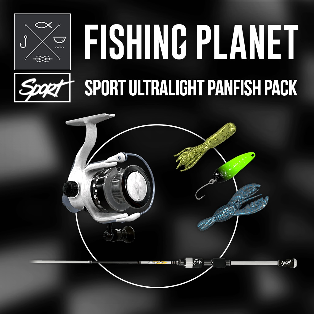 Sport Ultralight Panfish Pack