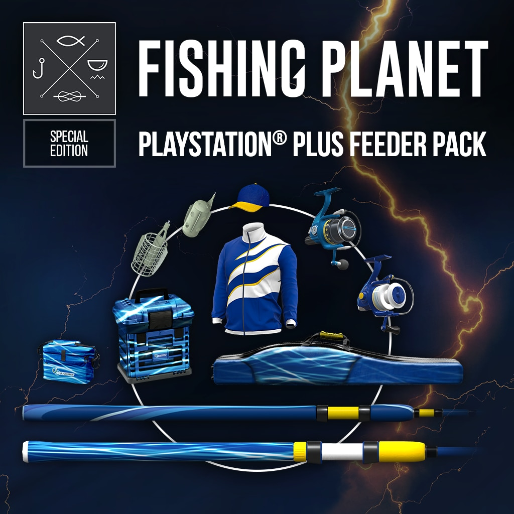 Fishing Planet - PlayStation®Plus Feeder Pack
