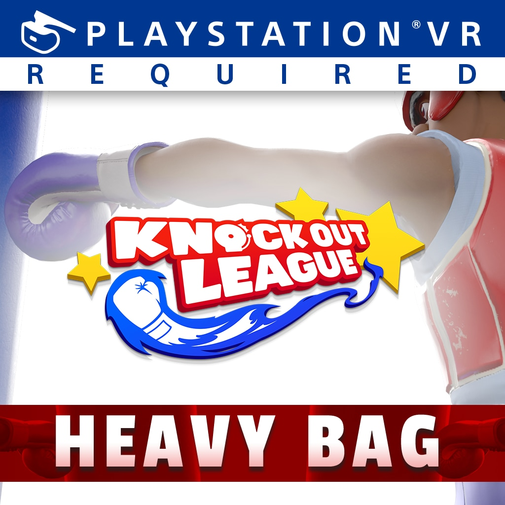 Knockout League - Heavy Bag